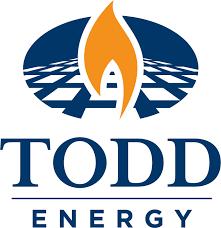 Todd Energy logo